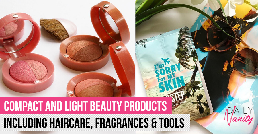 26 best travel-sized beauty products that every jet-setting beauty junkie needs