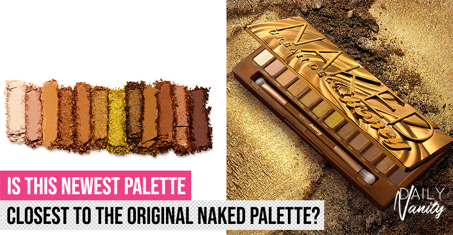 Urban Decay has just dropped their latest Naked palette and we think it may just have the most flattering shades yet!