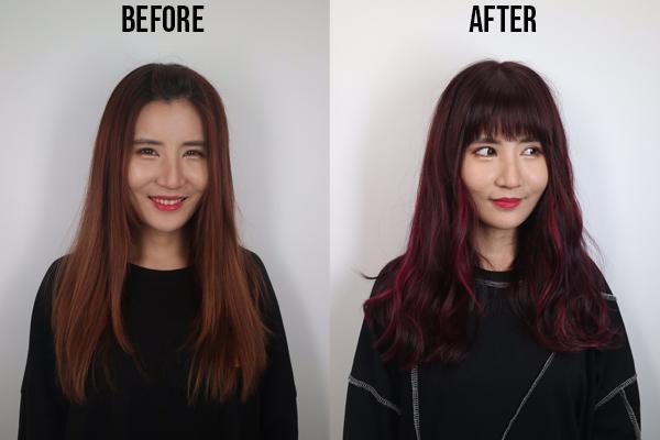 99 Percent Hair Salon Review Michy