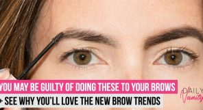 Brow Mistakes And Trend Featured