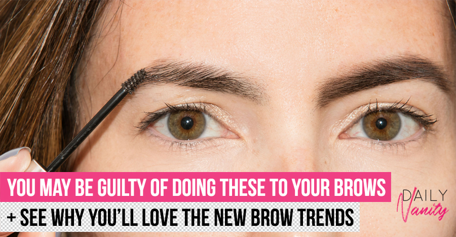 Brow expert shares the most common brow mistakes she's seen and the latest brow look everyone is asking for