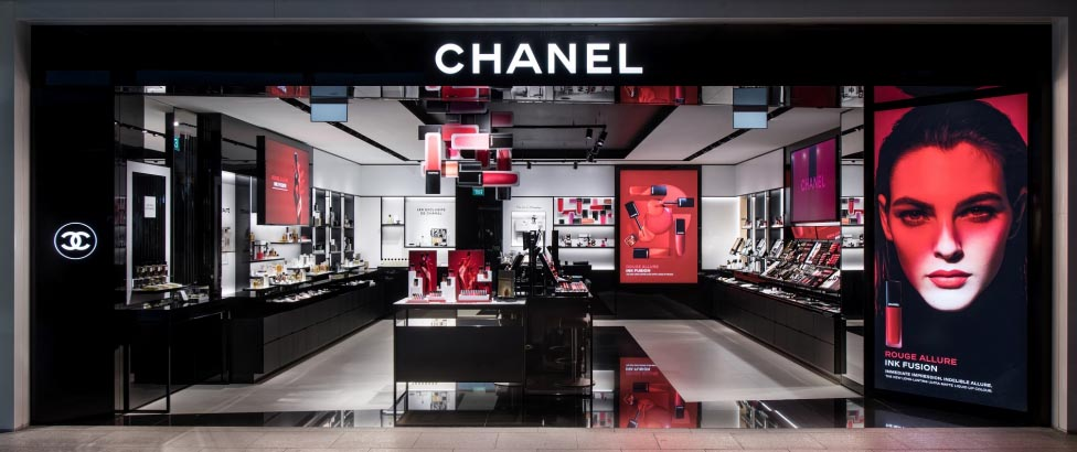 Chanel Fragrance And Beauty Boutique