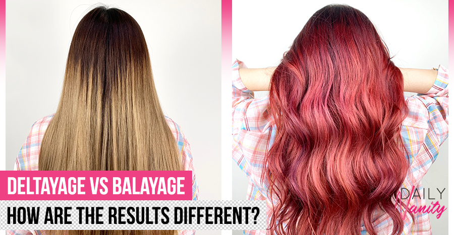 Move over balayage, deltayage may just be the newest hair-colouring trend to look out for