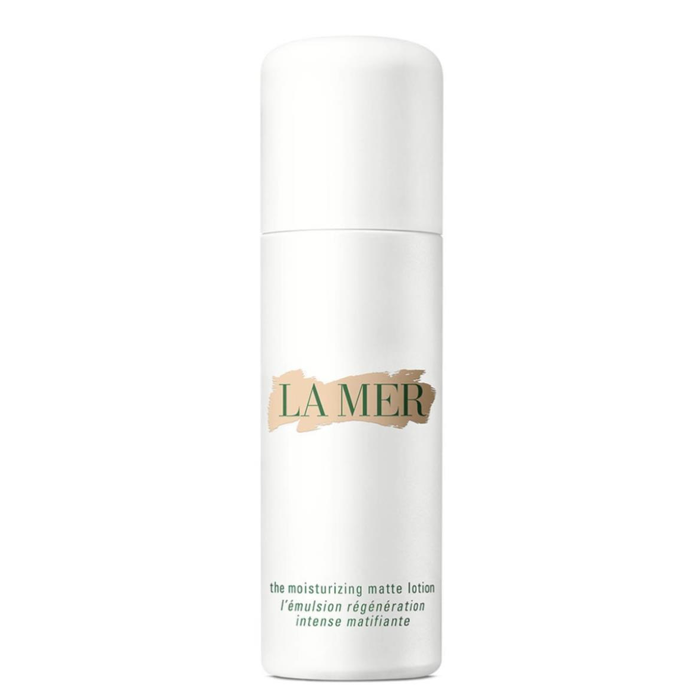 moisturisers for sensitive skin La Mer The Moisturizing Matte Lotion