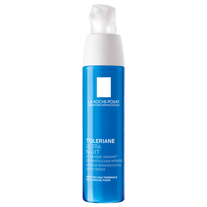 moisturisers for sensitive skin La Roche Posay Toleriane Ultra Night Face Moisturizer