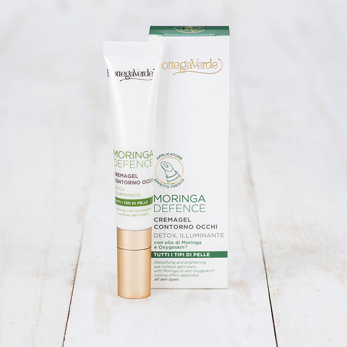 Moringa Defence Eye Contour Gel Cream