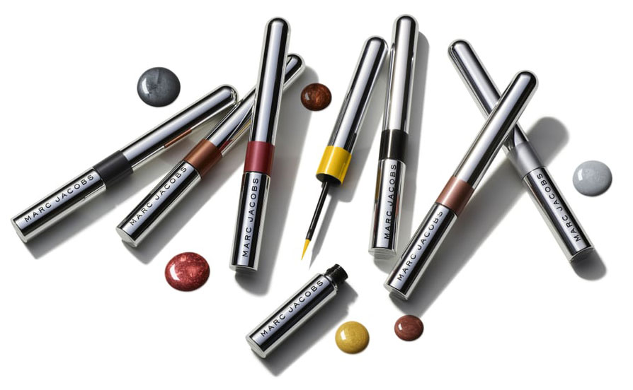 Oct Product Guide Marc Jacobs Highliner Liquid Gel Eyeliners
