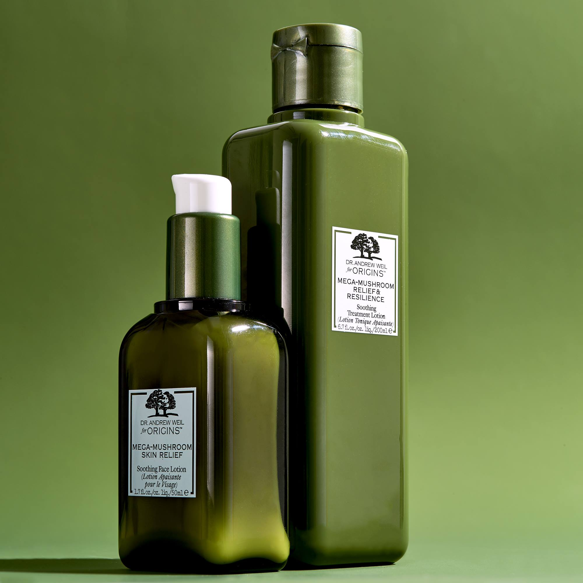Origins Dr. Andrew Weil For Origins™ Mega Mushroom Relief Resilience Lotion And Serum