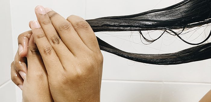 Phs Conditioner On Hair