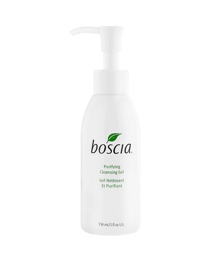 Best Face Washes For Treating And Getting Rid Of Acne Scars Boscia Purifying Cleansing Gel