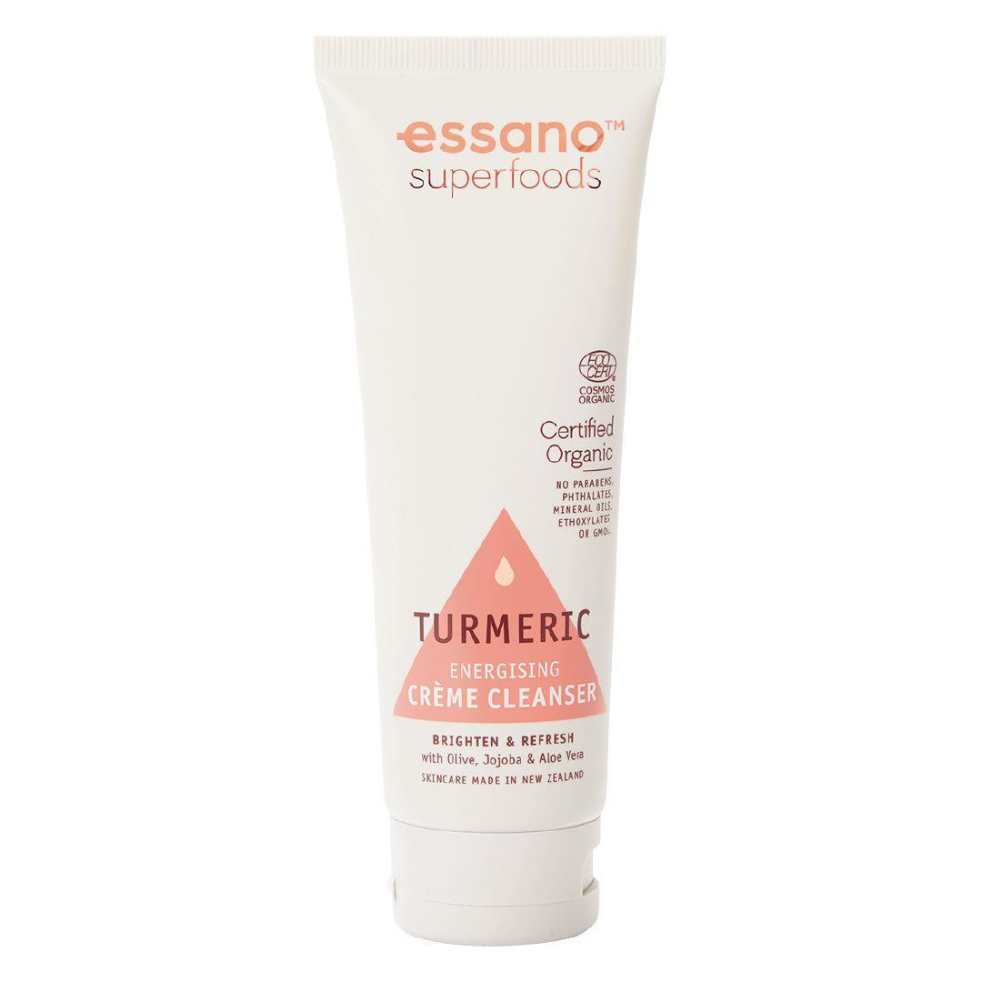 Best Face Washes For Treating And Getting Rid Of Acne Scars Essano Superfoods Turmeric Energising Creme Cleanser