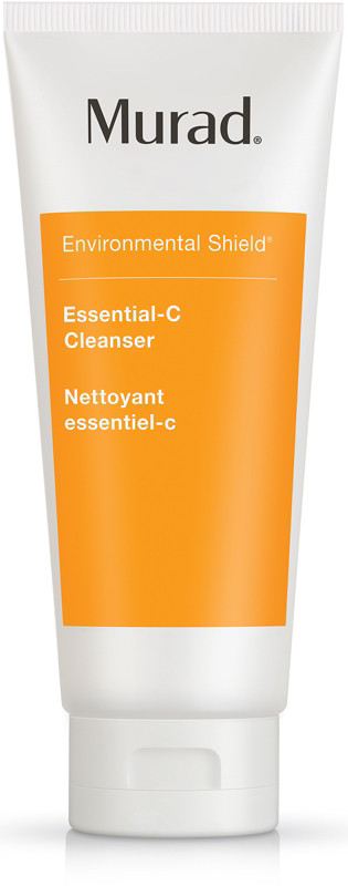 Best Face Washes For Treating And Getting Rid Of Acne Scars Murad Environmental Shield Essential C Cleanser