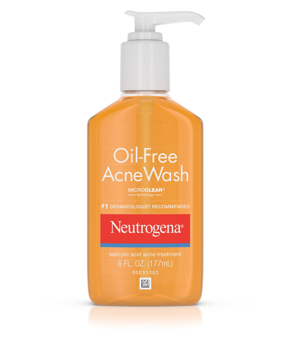 Best Face Washes For Treating And Getting Rid Of Acne Scars Neutrogena Oil Free Acne Fighting Face Wash