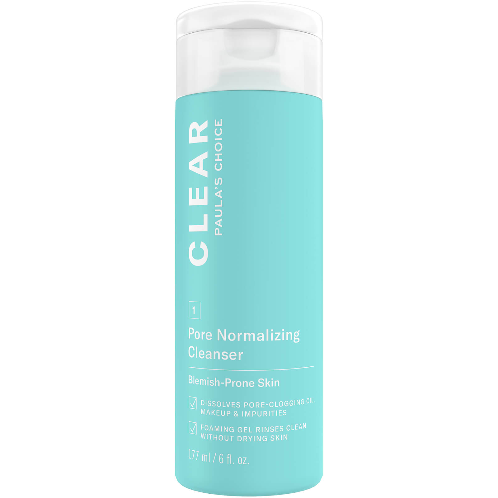 Best Face Washes For Treating And Getting Rid Of Acne Scars Paula's Choice Clear Pore Normalizing Cleanser