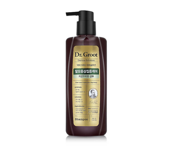 Best Shampoo Oily Scalp Dr Groot