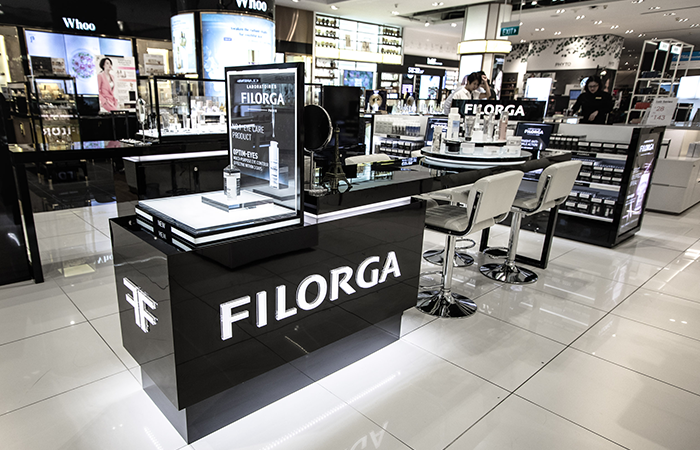 Filorga Counter Singapore 1