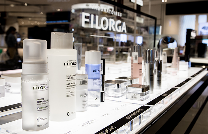 Filorga Counter Singapore 3