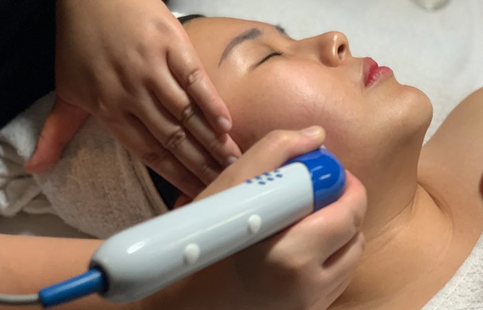 Spa Rael Review Anti Ageing Facial Electroporation 2