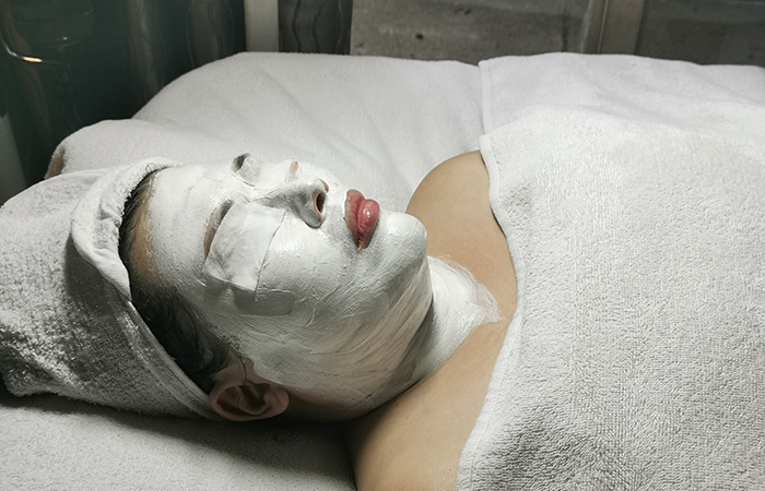 Spa Rael Review Anti Ageing Facial Pdrn 4