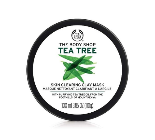 The Body Shop Tea Tree Skin Clearing Clay Mask 500px