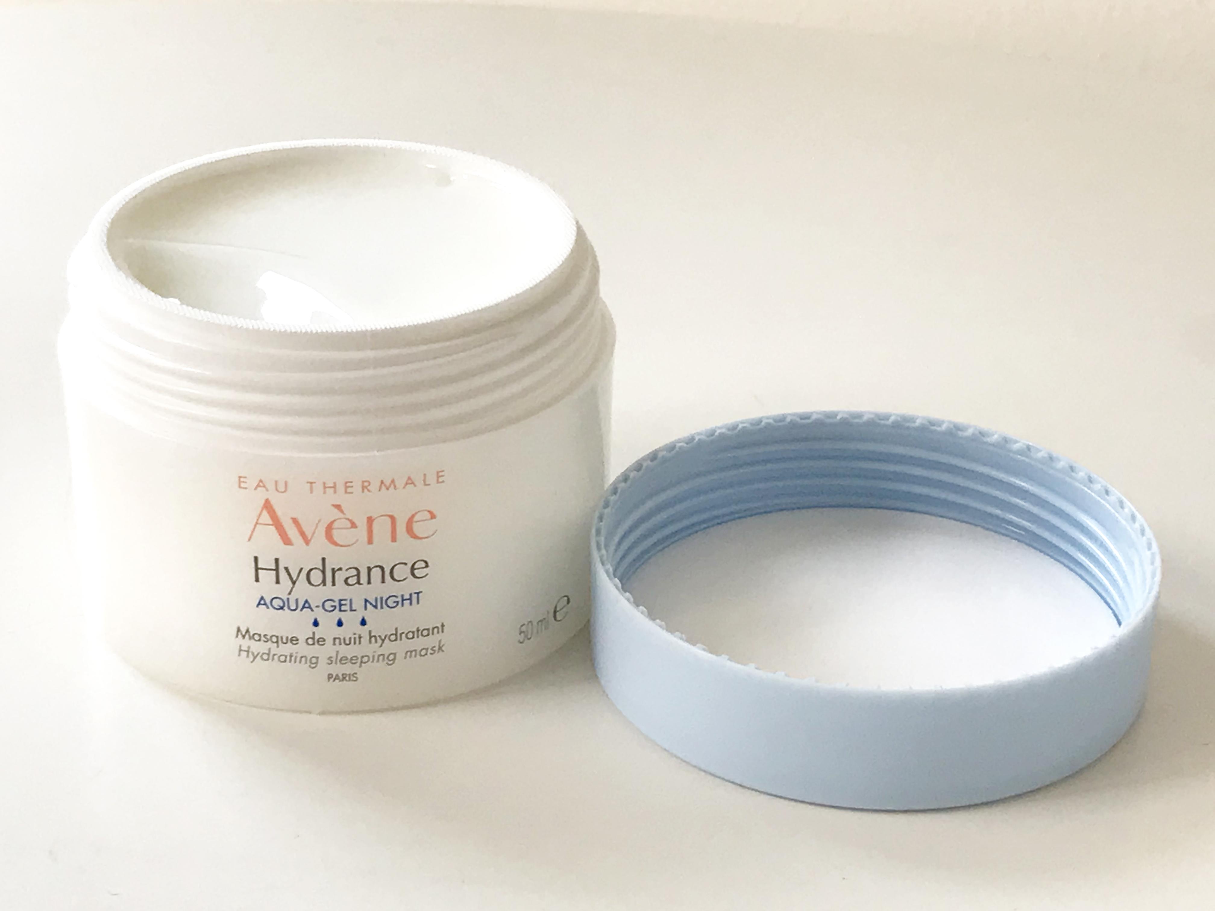 Avène Hydrance Aqua Gel Night Hydrating Sleeping Mask Review