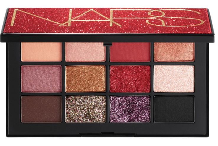 Christmas Eyeshadow Palettes Nars Inferno Eyeshadow Palette Limited Edition