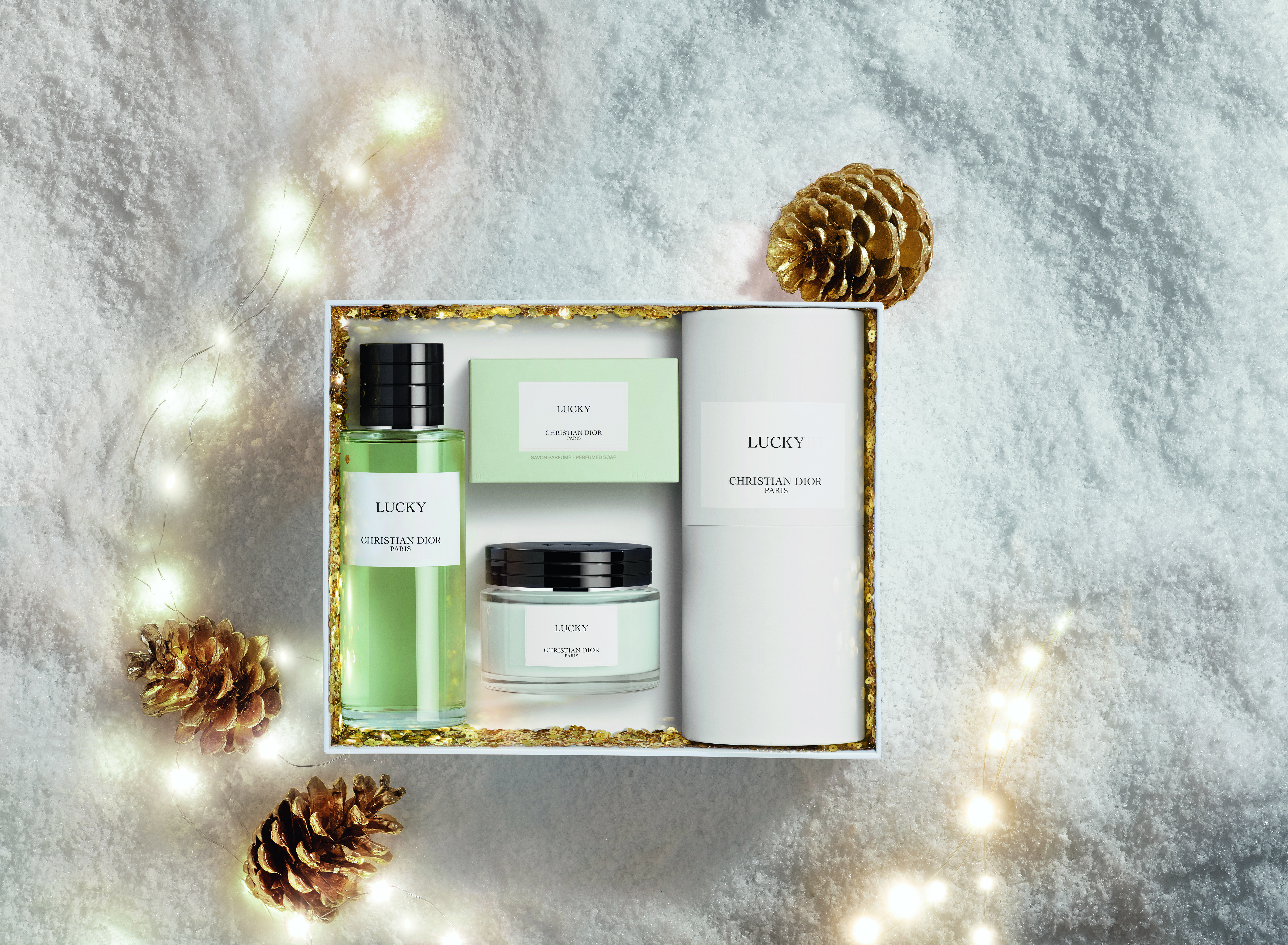 Christmas Presents For Important People In Your Life Dior Lucky Bath Line