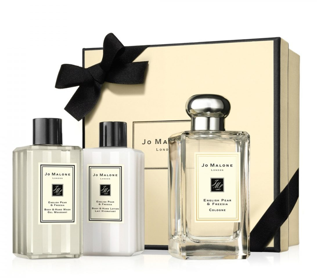 Christmas Presents For Important People In Your Life Jo Malone London English Pear Freesia Collection