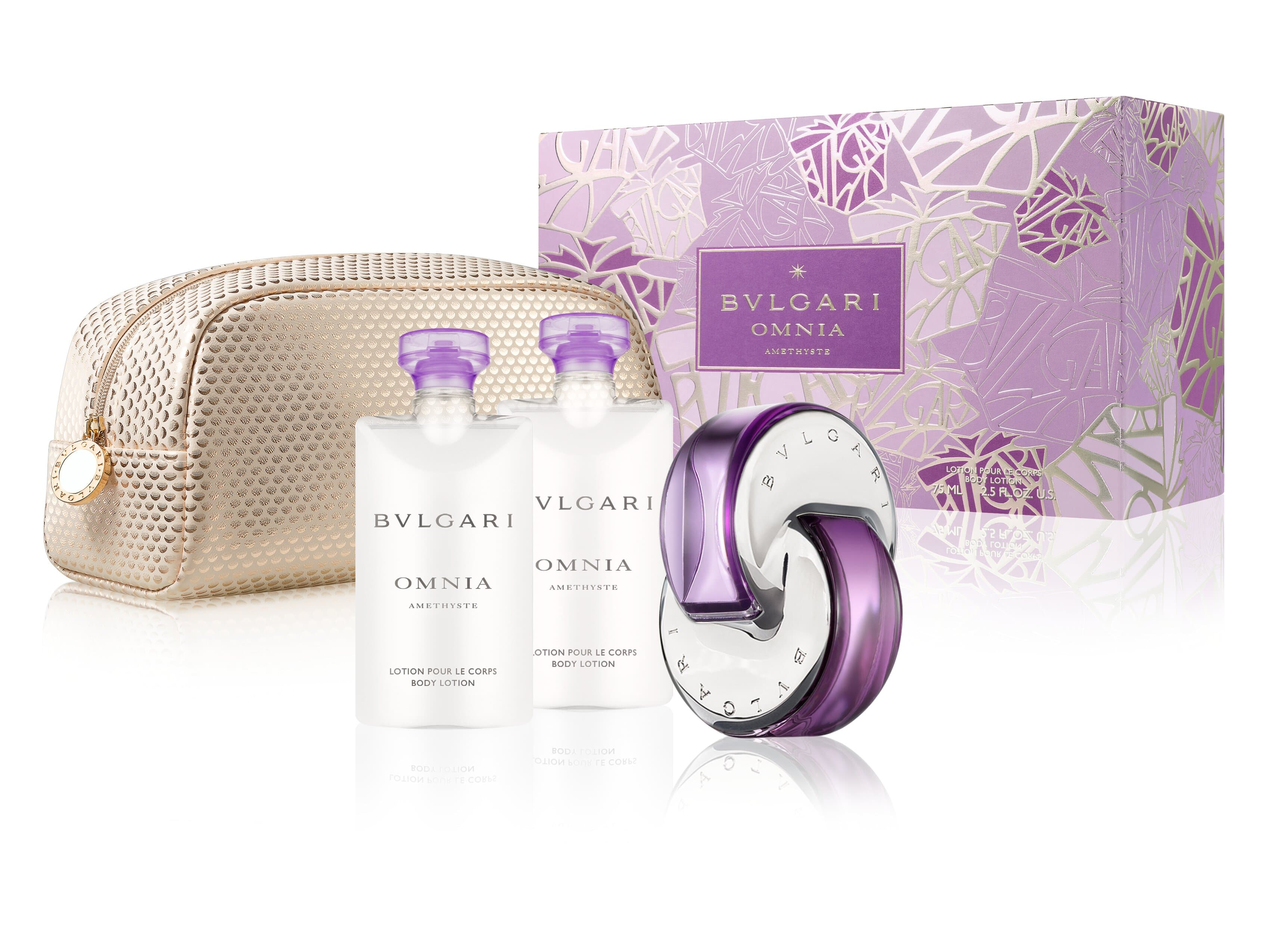 Christmas Presents For Important People In Your Life Omnia Amethyste Xmas 2019 Kit 65ml Edt 75mlx2body Lotion
