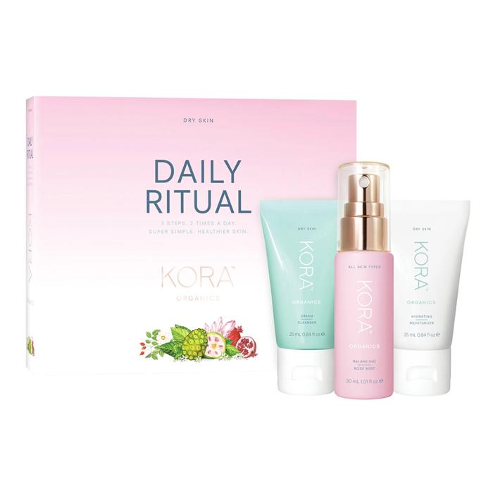 Kora Organics Daily Ritual Kit