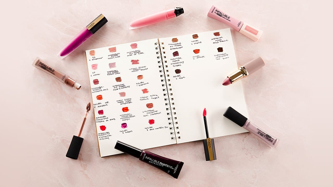 Keep A Record Of Your Lipstick Shades For Easy Checking