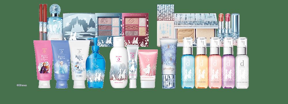 Shiseido Japan Frozen 01