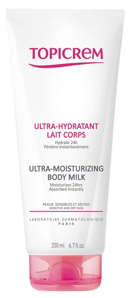Topicrem Ultra Moisturizing Body Milk