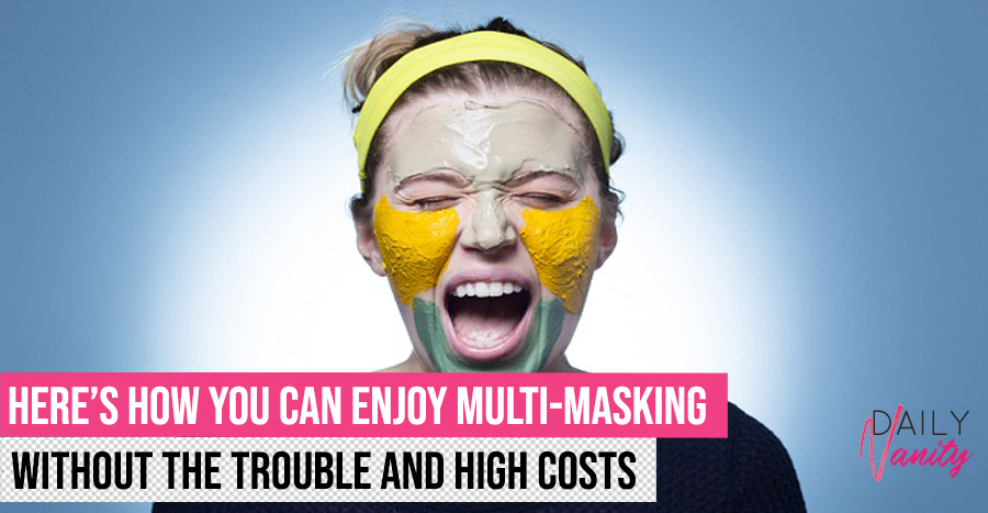 Move over, multi-masking: this whitening sheet mask also solves dry skin in just 1 application!