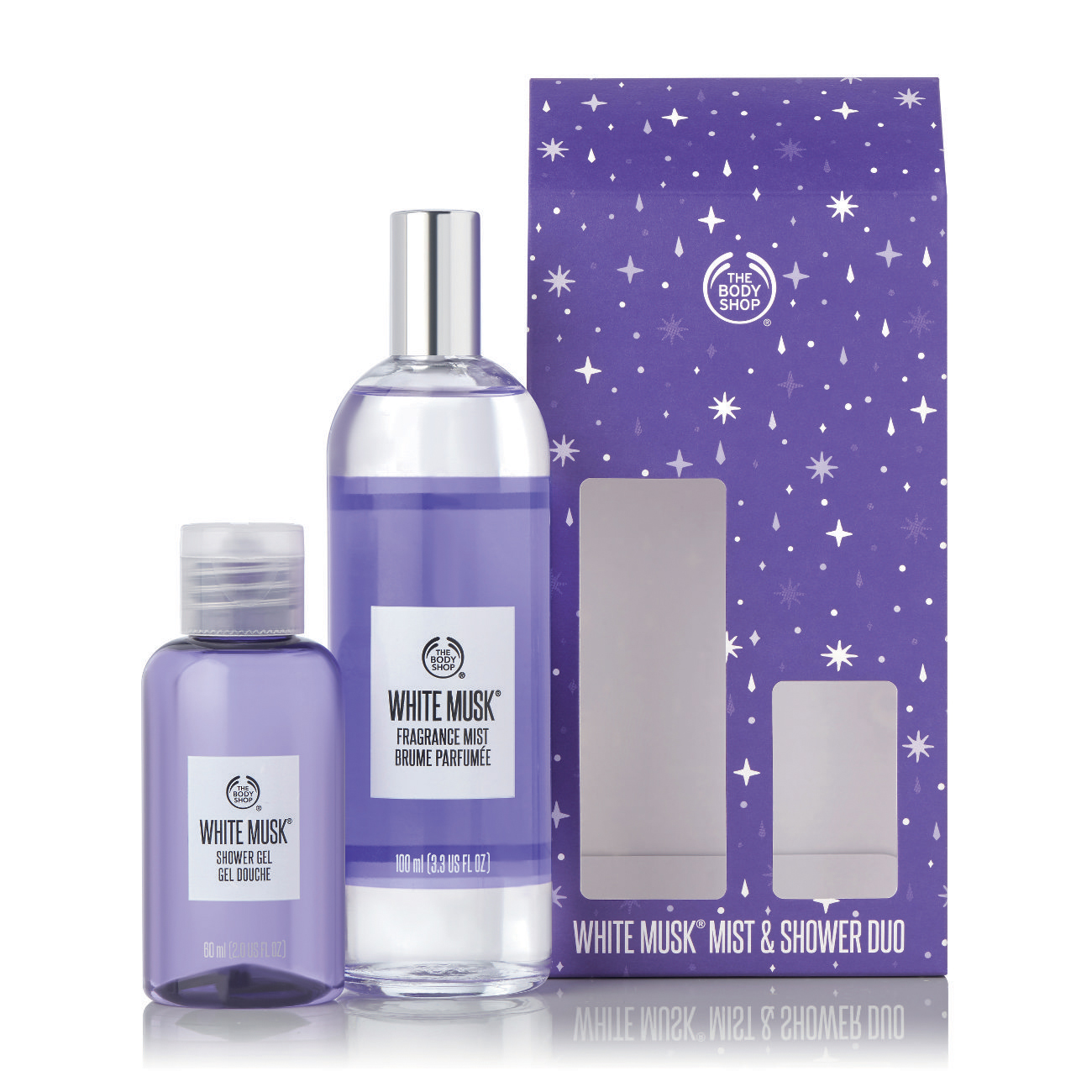 Best Budget Xmas Presents The Body Shop White Musk Duo 2