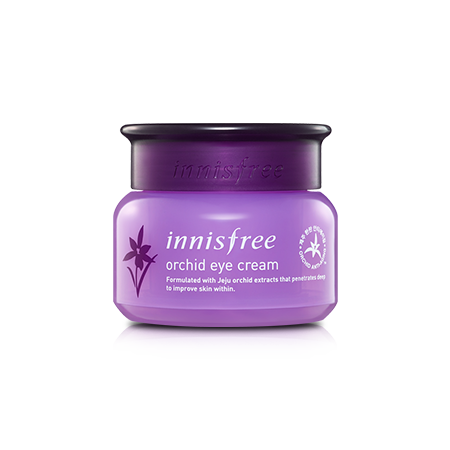 Best Eye Cream For Wrinkles Innisfree Jeju Orchid Eye Cream