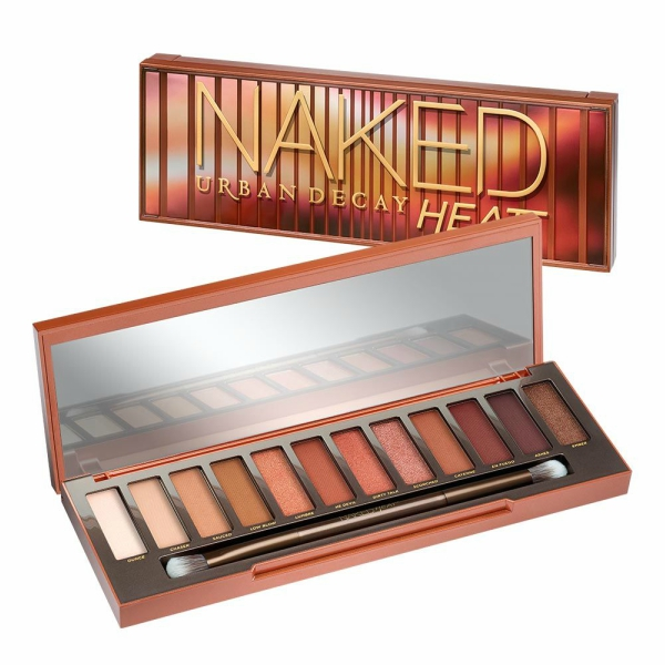Best Urban Decay Palette Naked Heat
