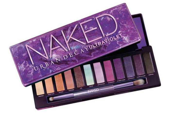 best urban decay palette naked ultraviolet