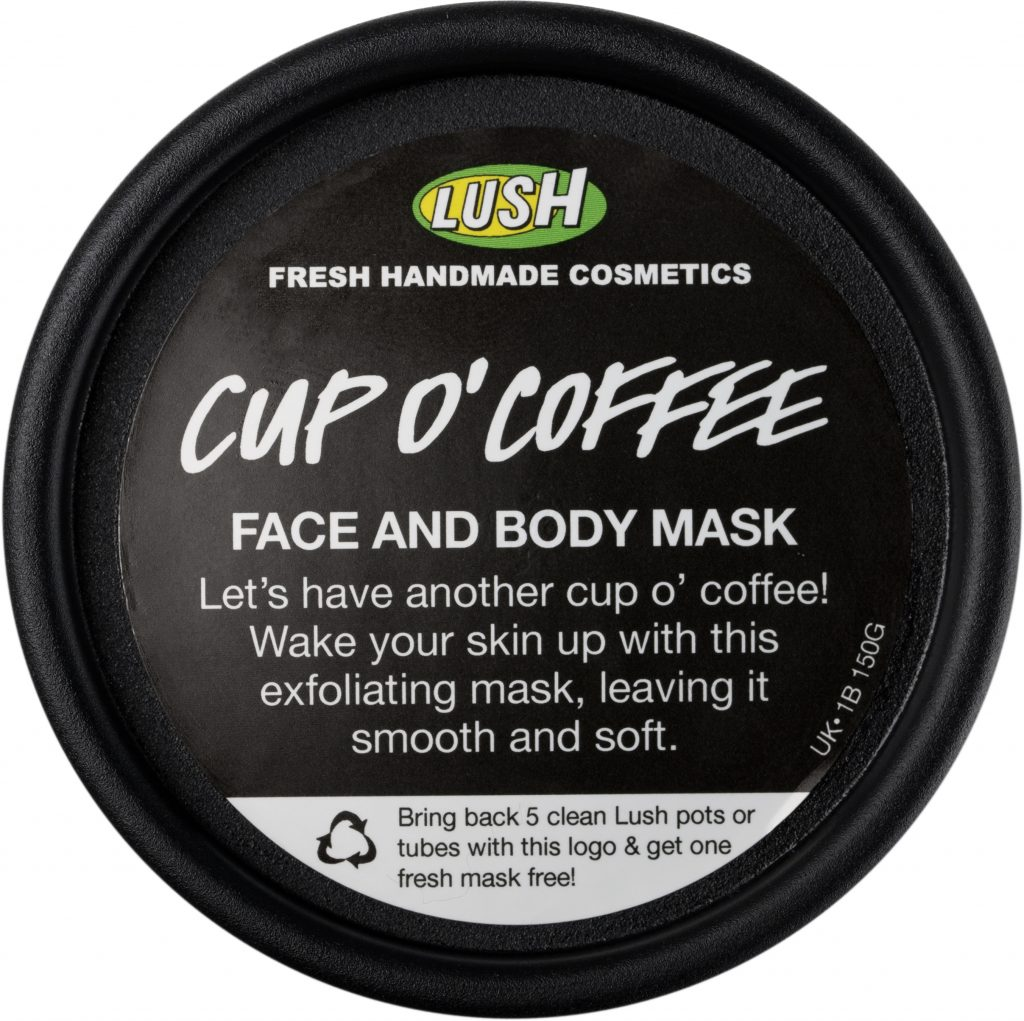 Lush Products Cup O Coffee
