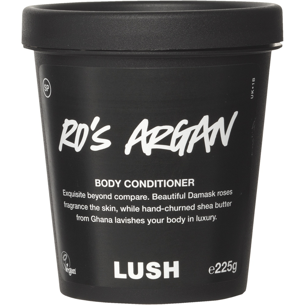 Lush Products Ros Argon Body Conditoner