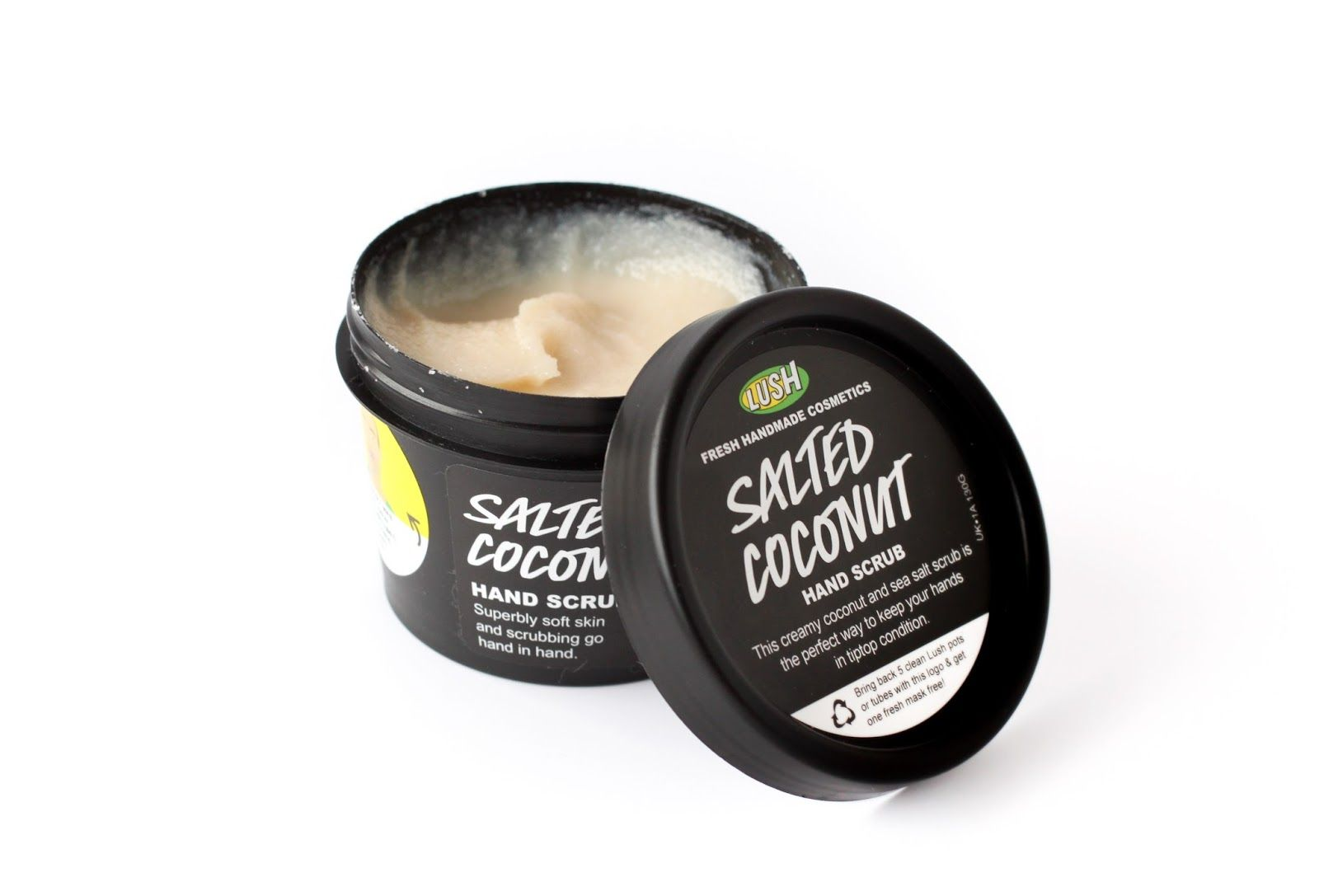 Lush Products Salted Coconut