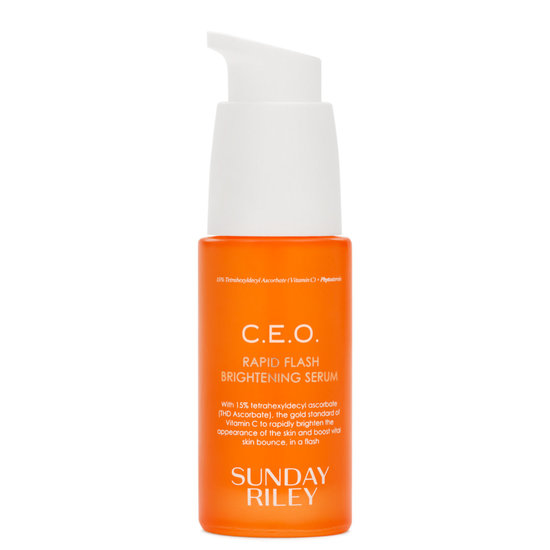Best Creams For Acne Scars Sunday Riley C.e.o. Rapid Flash Brightening Serum
