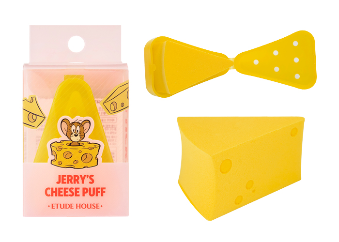 Etude House Tom Jerry Cheese Puff