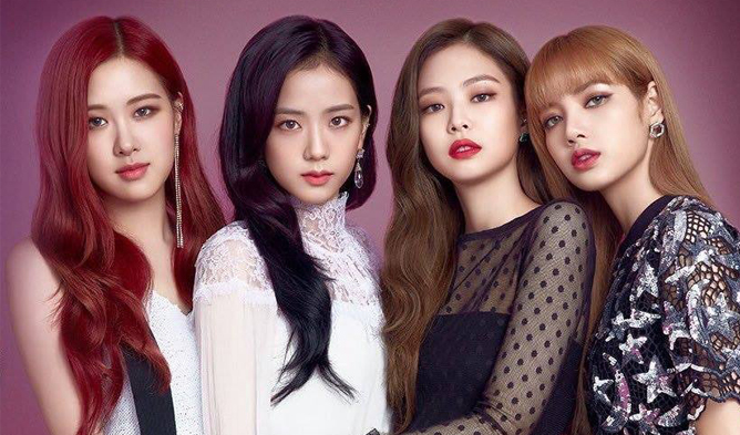 Korean Hair Trend 2020 Blackpink
