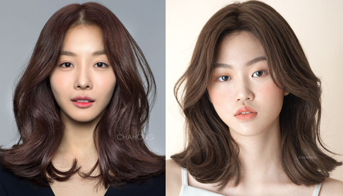 Korean Hair Trend 2020 Build Perm