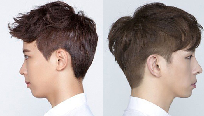Korean Hair Trend 2020 Dandy Haircut