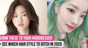 Korean Hair Trends 2020 Featured