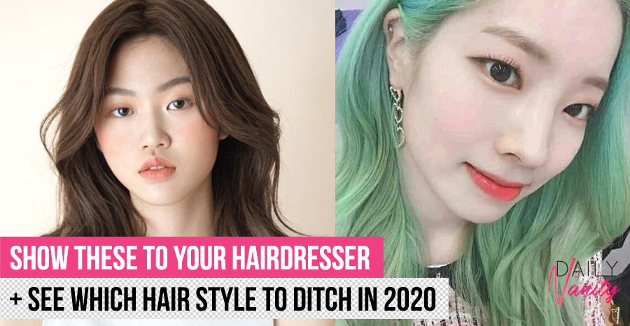 Korean Hair Trends 2020 Featured
