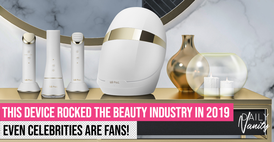 Korean celebrities are in love with this skincare device. Here's why it's the perfect Christmas gift for your skin