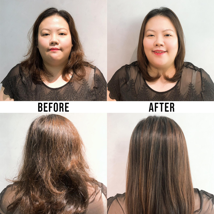 Phs Hairscience Miracle Oil Treatment Review Alicia
